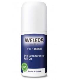 DESODORANTE MEN Roll-On 24H 50ml WELEDA