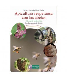 LIBRO Apicultura respetuosa con las abejas LFDLT