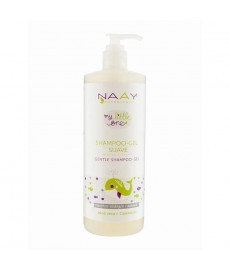 CHAMPU-GEL suave 500ml NAAY My Little One