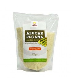 AZUCAR de caña GOLDEN LIGHT bolsa 600g IDEAS-Eco