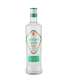 GINEBRA bio Botella 700 ml JUNIPER GREEN