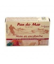 ATUN en ESCABECHE lata 120ml PAN DO MAR
