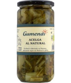 ACELGA al NATURAL Tarro 720ml GUMENDI