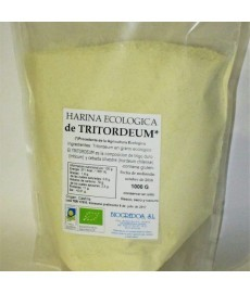 HARINA de TRITORDEUM integral 1K BIOGREDOS