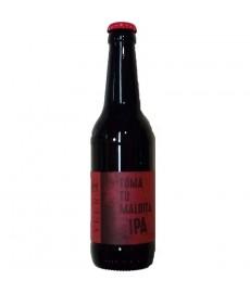 CERVEZA edicion limitada TTM IPA botella 33cl VEER